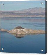 Beautiful Lake Mead Acrylic Print