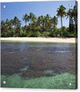 Beautiful Lanai Beach Acrylic Print