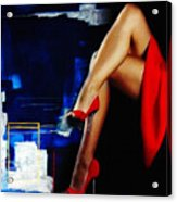 Beautiful Legs 02  Acrylic Print