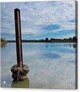 Beautiful Manning Waters 6677 Acrylic Print