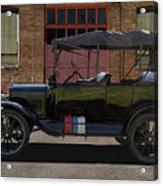 Beautiful Model T Touring Car Acrylic Print