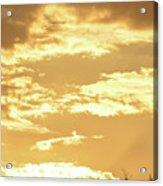Beautiful Morming Sky  Acrylic Print