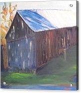 Beautiful Old Barn Acrylic Print