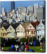 Beautiful San Francisco Acrylic Print