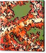 Beautiful Soft Cora 1 Acrylic Print by Lanjee Chee