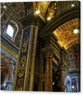 Beautiful St. Peters Acrylic Print