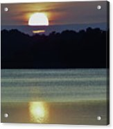 Beautiful Sun Acrylic Print