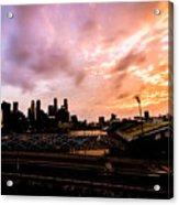 Beautiful Sunset 2 Acrylic Print