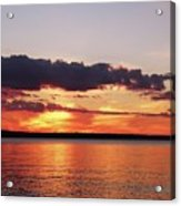 Beautiful Sunset Acrylic Print