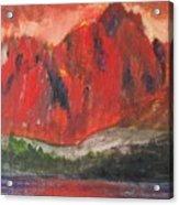 Beautiful Yukon Acrylic Print
