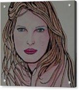 Beauty 1 Acrylic Print