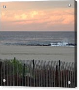 Beauty At The Beach Acrylic Print