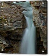 Beauty Creek Blue Falls Acrylic Print
