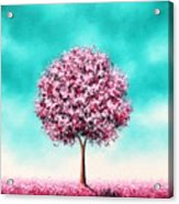 Beauty In The Bloom Acrylic Print