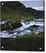 Beauty Is Everywhere In Iceland Acrylic Print