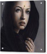 Beauty Of India Acrylic Print