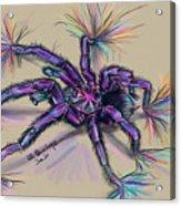 Beauty Of The Crawlies Acrylic Print