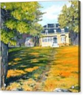 Beaverbrook House Acrylic Print