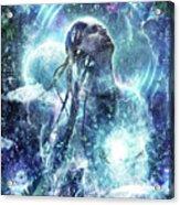 Become The Light Acrylic Print