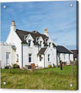 Iona Bed And Breakfast Two Acrylic Print