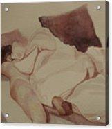 Bed Creature I Acrylic Print