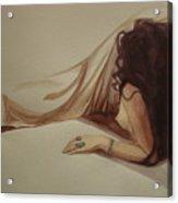 Bed Creature IIi Acrylic Print