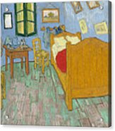 Bedroom At Arles Acrylic Print