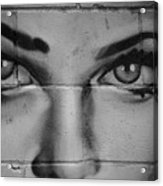 Bedroom Eyes Acrylic Print