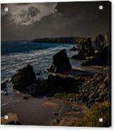 Bedruthan Cornwall Acrylic Print