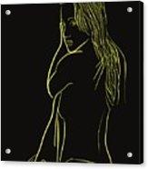 Bedside Acrylic Print