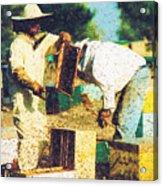 Bee Keepers Acrylic Print