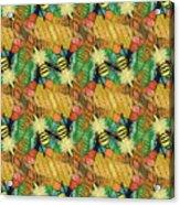 Bee Kind  Morph#2 Acrylic Print