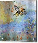 Bee My Honey Acrylic Print