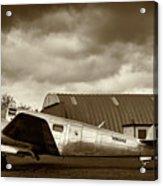 Beechcraft 18 Expeditor Acrylic Print