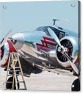 Beechcraft C-45h Acrylic Print
