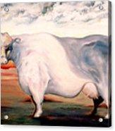Beef Holocaust II Acrylic Print