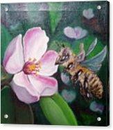Beekeeper Acrylic Print