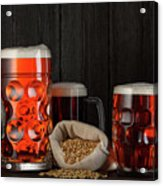 Beer Acrylic Print