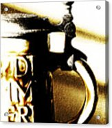 Beer Stein Acrylic Print by Simone Hester