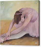 Before The Ballet  Acrylic Print by Torrie Smiley