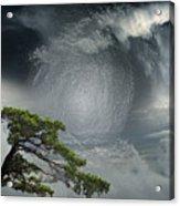 Before Thunderstorm Acrylic Print
