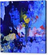 Just Around The Corner Acrylic Print
