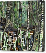Beidler Forest 2 Acrylic Print