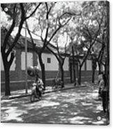 Beijing City 10 Acrylic Print