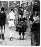 Beijing City 13 Acrylic Print