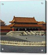 Beijing City 28 Acrylic Print