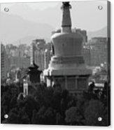 Beijing City 3 Acrylic Print