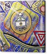 Beit Shalom Acrylic Print