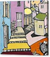 Beit She'an Acrylic Print