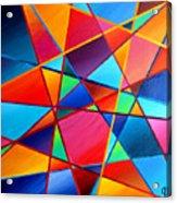 Bejeweled Acrylic Print